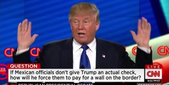 From 2016: The 'We're Gonna Make Mexico Pay For The Wall' Lie