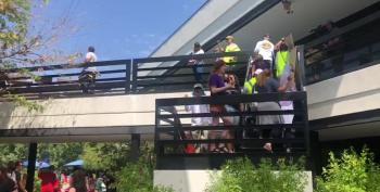 Protesters Arrested In Arizona
