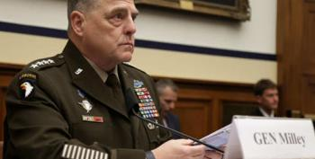 Joint Chiefs Of Staff Chairman Bashes CRT Hysteria