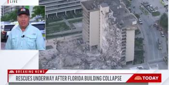 Florida Condo Building Collapses: 'It Looked Like A Bomb Went Off'