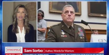 Sam Sorbo Attacks Gen. Mark Milley
