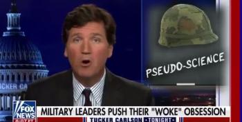 Tucker McNear Swanson Carlson Calls Gen. Milley A Stupid Pig