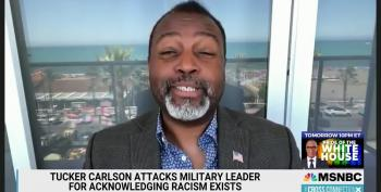 Malcolm Nance: CIA Reject Tucker Carlson Not Fit To Shine Gen. Milley's Shoes