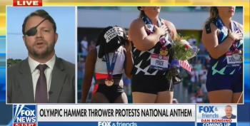 GOP Congressman Wants Olympic Athlete Kicked Off The Team