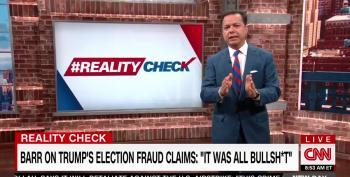 John Avlon:  Trump's Election Lies Are 'All Bullsh*t'