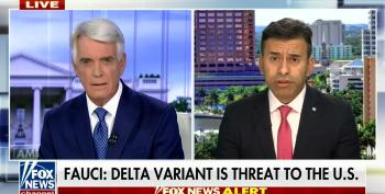 Fox News Host: Is New Variant Being Used To Frighten People?