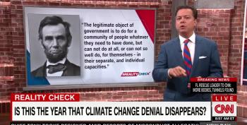 Reality Check: This Is End Times For Climate Change Denial