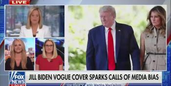 Tomi Lahren Is Outraged Over Melania's Vogue Snub