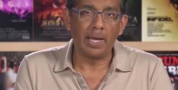 Dinesh D'Souza Loves China's Nationalism