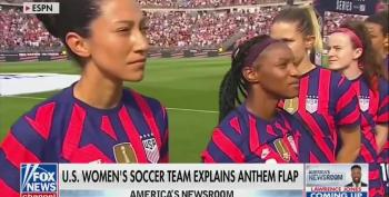 Fox Parses Fake News On Women's Soccer Anthem