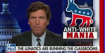 Tucker Carlson Wants  A Police State In Schools