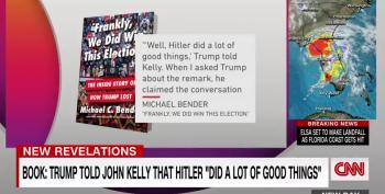 Trump Praised Hitler: New Book