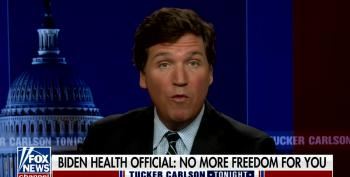 Is Tucker Carlson Trying To Kill His Viewers?