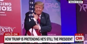 Jim Acosta Corrects His Insult To Clowns, Calls Trump A Karen Instead