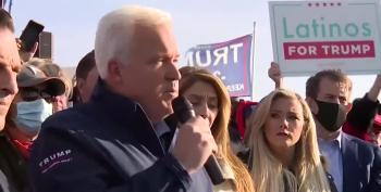 Matt Schlapp Claimed 9000 Votes In Nevada Were Fraudulent