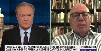 Author Michael Wolff Says Trump Is 'Even Crazier Than I Thought He Was'