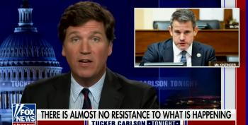 Lying Liar Tucker Carlson Says He Never Attacked Vaccine