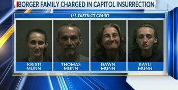 Five Texas Family Members Arrested In Jan. 6 Attack On The Capitol