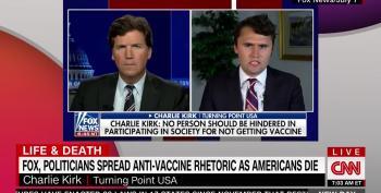 CNN Exposes Extent Of Fox, Newsmax Insidious Anti-Vax Propaganda