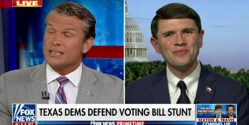 Pete Hegseth Won't Answer If Trump Lost The Election