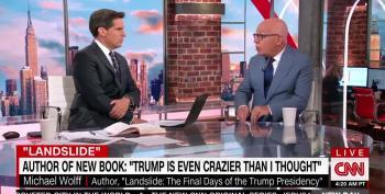 Michael Wolff On Giuliani's Bizarre Alcohol-Fueled Behavior