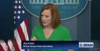Psaki Boxes Doocy's Ears Over 'Loaded, Inaccurate Question'