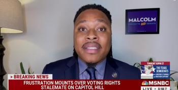 Kenyatta On Voting Laws: 'I Take This So Damn Personally'