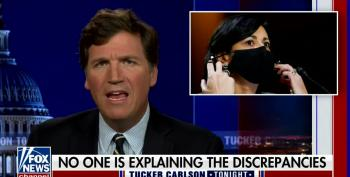Tucker Carlson 'Not Sure' If There's A Benefit To Getting Vaccinated