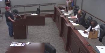 Alabama City Councilman Uses Racial Slur During Meeting