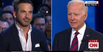 President Biden Responds To Restaurant Owner's Hiring Worries