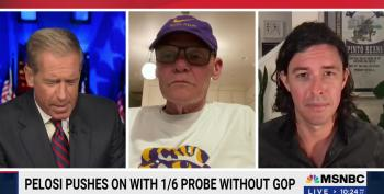 Carville Calls Kevin McCarthy 'A Pathetic Bag Of Protoplasm'