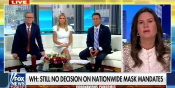 Fox Gives Sarah Huckabee Sanders Campaign Free Airtime