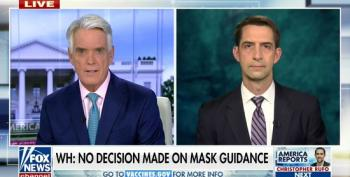 Tom Cotton: 'Public Health Bureaucrats' Only Acting In Interest Of Public Health