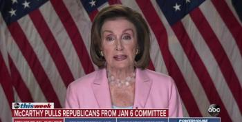 Nancy Pelosi Plans To Appoint More Republicans To January 6th Committee
