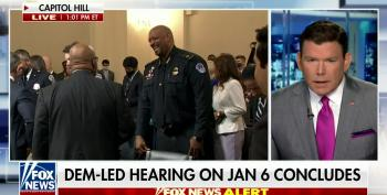 Fox News Host: Damning, Emotional Testimony From Officers At Hearing
