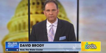 David Brody Wants A 1776-Style Revolution Against Vaccines