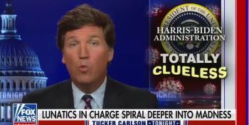 Tucker Carlson Smears VP Harris