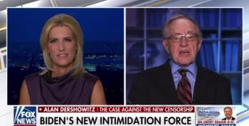 Dershowitz: COVID Is Worse Than Smallpox