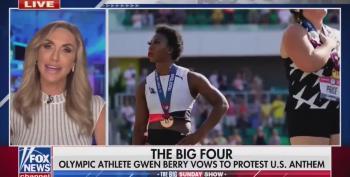 Lara Trump And Fox Hate US Olympic Athletes