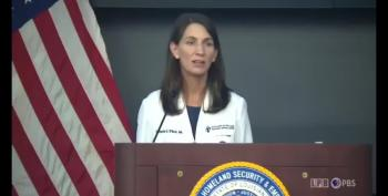 Louisiana Medical Officer: 'These Are The Darkest Days Of The Pandemic'
