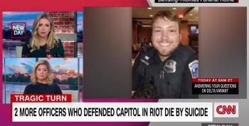 Two More Officers Commit Suicide After Defending US Capitol