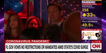 Gov. Ron DeSantis: 'There Will Be No Restrictions And No Mandates' In Florida