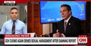 Cuomo Doubles Down On Innocence Of Sexual Harassment