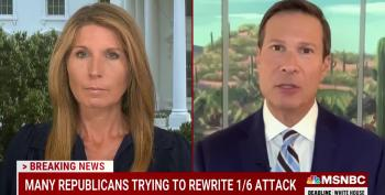 MSNBC Host Blasts Republican Men For Supporting A 'Delusion'