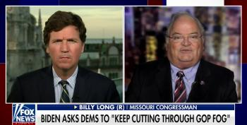 Missouri Rep. Long: 'Illegals' Spreading Covid On Commercial Flights
