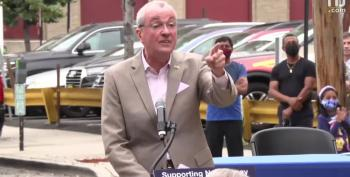 'You Are The Ultimate Knuckleheads' Murphy Tells Vaccine Protestors