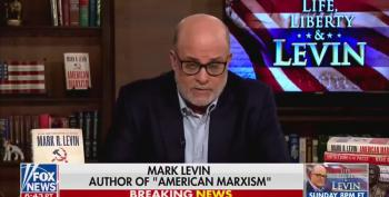 Mark Levin Desperate To 'Both Sides' Impeachment