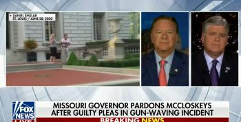 Pardoned Gun Nut Mark McCloskey Claims God Knocked