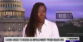Joy Reid Sends Judgmental Cuomo Conservatives To The Corner