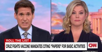 CNN Hosts Mock Ted Cruz For His 'Papers Please' Hypocrisy